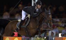 Steve Guerdat riding 'Nino des Buissonnets'