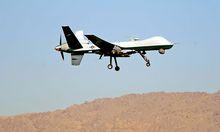 Iranische Kampfflugzeuge schießen auf US-Drohne