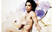 """""""Lovesexy"""". Das zehnte Album von Prince, er posierte 1988 für Jean-Baptiste Mondino."""