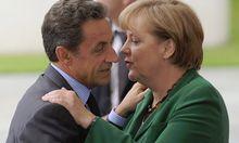 Neues Griechenland-Paket: Merkel und Sarkozy einig