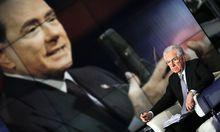 Vehementer Schlagabtausch zwischen Monti und Berlusconi