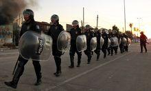 Argentinien Revolte Bergen