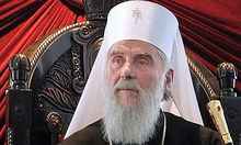 Serbias newly elected Patriarchs newly elected Patriarch