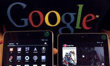 Hurrikan Sandy Google Facebook
