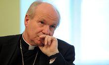 Kardinal Christoph Sch�nborn im Gespr�ch mit div. ChefredakteurenFoto: Clemens Fabry