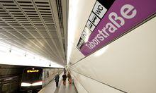 In der Station Taborstraße kam es zum Streit zwischen einem 51-jährigen Wiener und einer 36-jährigen Kenianerin.