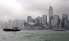 Symbolbild Stadtansicht Hongkong