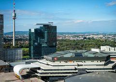 Austria Center Vienna erneuert oberstes Stockwerk