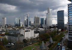 Symbolbild Frankfurt Skyline