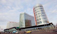 Airportcity in St. Petersburg: Warimpex hält daran 55 Prozent.