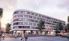 Visualisierung Leuchtenbergring München