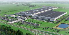 In Jawor wird das erste Mercedes-Benz Motorenwerk Polens entstehen.