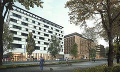 Hotel-Zuwachs auf dem Wiener ´Prater Glacis´