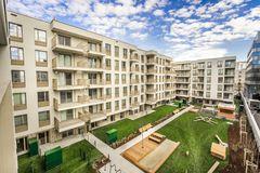 Wohnhausanlage Baufeld Süd fertiggestellt