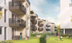 Neuer Wohnraum: Auch in Wiens Umgebung boomt der Vorsorgegedanke.