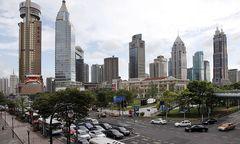 In Shanghai stagnieren die Preise
