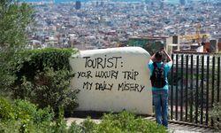 Touristenmassen: Nicht geliebt in Boomtown Barcelona. / Bild: APA/AFP/JOSEP LAGO
