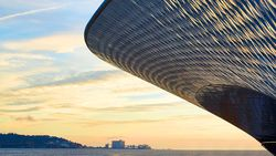 Museum of Art, Architecture and Technology, Lissabon. / Bild: (c) Hufton Crow