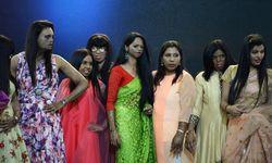 TOPSHOT-INDIA-SOCIETY-WOMEN-ACID-ATTACK / Bild: (c) APA/AFP/PUNIT PARANJPE (PUNIT PARANJPE)