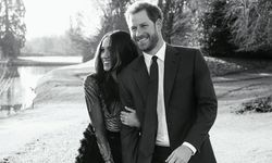 A third official engagement photo released by Kensington Palace of Prince Harry and Meghan Markle, at Frogmore House in Windsor / Bild: (c) REUTERS (HANDOUT)