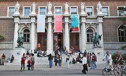 325 Jahre. Die Akademie am Schillerplatz ist eine der ältesten Kunstunis Mitteleuropas. / Bild: (c) Lisa Rastl, Akademie der bildenden Künste