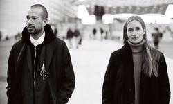 Luke und Lucie Meier übernehmen gemeinsam die Kreativdirektion bei Jil Sander. /