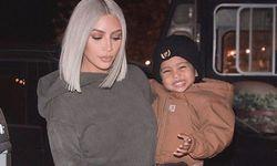 Kim Kardashian West mit ihrem Sohn Saint / Bild: Instagram/@kimkardashian