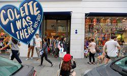 Colette: Von Colette Rousseaux und ihrer Tochter gegründet, war der Store in der schicken Pariser Rue du Faubourg Saint-Honoré ein erster High-End-Zufluchtsort für die Cool Kids. Rousseaux hat nun keine Lust mehr, der Laden schließt. / Bild: (c) REUTERS