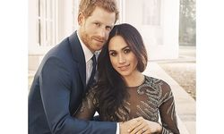 Markle und Prinz Harry wurden auf dem Windsor-Anwesen der Königsfamilie von Alexi Lubomirski fotografiert. / Bild: Screenshot: twitter.com/KensingtonRoyal