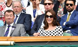 03 07 2017 London United Kingdom Wimbledon Tennis Championships 2017 Day one The Duchess of C / Bild: (c) imago/i Images (Andrew Parsons / i-Images)