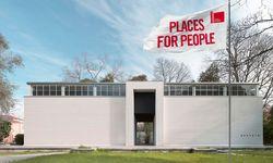 Brandaktuell. Die Architektur-Biennale zeigt, wie Integration funktionieren könnte. Hier der Österreich-Pavillon in Venedig. / Bild: (c) Archiv HZ Georg Petermichl, Visualisierung: grafisches Büro