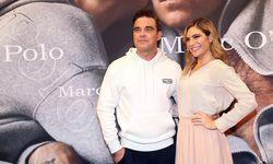 Robbie und Ayda Williams bei der Präsentation in München / Bild: (c) Getty Images for Marc O'Polo (Gisela Schober)