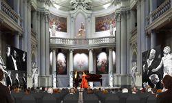 Sakral. Der Sala de la Musical erinnert an eine Kirche, hier finden Veranstaltungen statt.  / Bild: (c) Fondazione Franco Zeffrelli Florenz