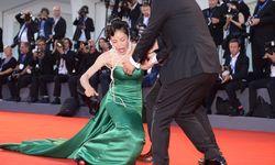 Director Roman Polanski and his wife and cast member Emmanuelle Seigner arrive for the screening of the film / Bild: (c) APA/AFP/FILIPPO MONTEFORTE (FILIPPO MONTEFORTE)