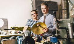 Sieger. Chmara.Rosinke gewannen die Nespresso Design Scholarship. / Bild: (c) Klaus Pichler