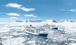 2019 gehen die neuen Expeditionsschiffe von Hapag-Lloyd, die Hanseatic nature und Hanseatic inspiration, auf große Fahrt. Absolutes Highlight im Expeditionsprogramm ist die Umrundung der Arktis mit der Bremen 2020. / Bild: (C) HL-Cruises (2) S. Friedhuber/iStock