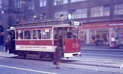 Eine Stadtansicht von Dresden ca. im Jahr 1970. / Bild: Imago
