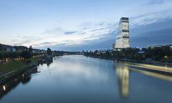Roche-Turm / Bild: Basel Tourismus