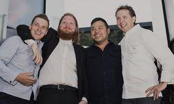 Philip Rachinger, Lukas Mraz, David Chang und Heinz Reitbauer (v. l.) / Bild: Lisa Edi