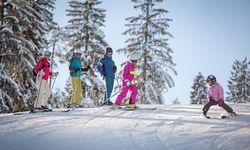 Der Skiort Lipno an der Grenze zu Oberösterreich ist vor allem für Familien mit Kindern nicht übel.  / Bild: Lipno.info/CzechTourism