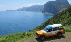 Bei Jeeptouren geht's zwischendurch offroad. / Bild: (c) Madeira Promotion Bureau