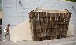 Sichtwechsel. Liegen im Stadtraum, und das noch dazu oben: Die Idee hatte Wolfgang Pichler Design.  / Bild: (c) Miriam Raneburger