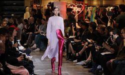 Ein Bild der Vergangenheit: die Haute-Couture-Schau von Vetements für die Saison Herbst/Winter 2016/2017 collection by Vetements fashion house in Paris / Bild: (c) REUTERS (Benoit Tessier)