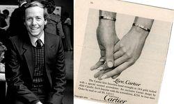 """Verliebt. """"Love"""" kreierte Cipullo 1970 für Cartier, """"Juste un clou"""" ein Jahr darauf. / Bild: (c) Beigestellt"""