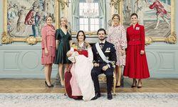 H.K.H. Prins Gabriels dop i Drottningholms Slottskyrka 1 december 2017 / HRH Prince Gabriel's christening at Drottningholm Palace Chapel, December 1, 2017 / Bild: (c) photo@royalcourt.se