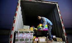 Alibaba-Logistikzentrum / Bild: (c) REUTERS (Jason Lee)