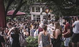 Graz von seiner besten Seite: Springfestival-Party im Parkhouse / Bild: Stefan Leitner