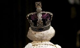Imperial State Crown / Bild: Reuters