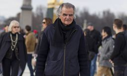Patrick Demarchelier bei der Pariser Modewoche.  / Bild: (c) imago/PanoramiC (imago stock&people)