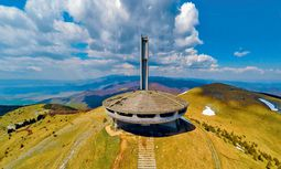 Ein Monument in Bulgarien / Bild: (c) Impact Press Group